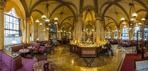 the cafes of vienna a guide cafe central