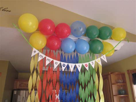 pin  angela garbeil  birthday decorations birthday