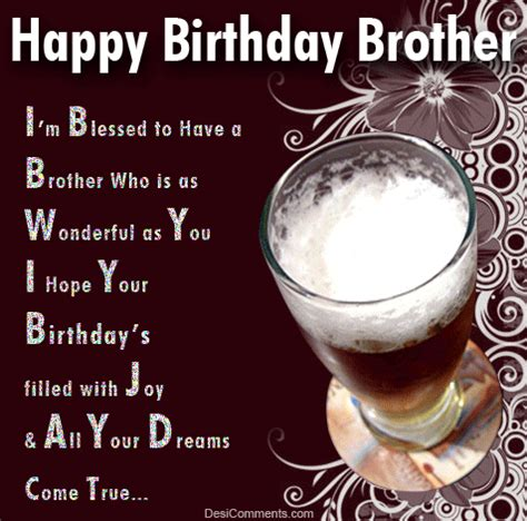 Big Happy Birthday Wishes Big Hearted Big Brother Happy Birthday Messages