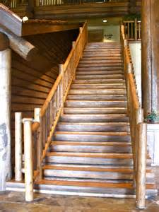 wooden stairs stone wood college update lovelydiggs