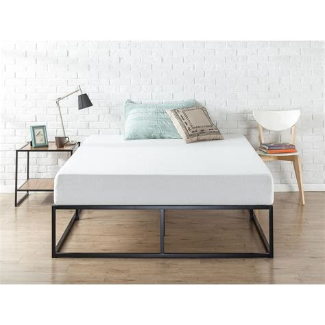 14 bed frame rest rite 14 in metal platform bed frame