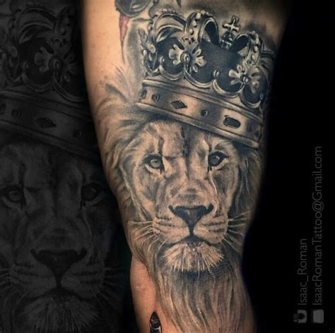 lion with crown tattoo best 25 roaring ideas on roaring