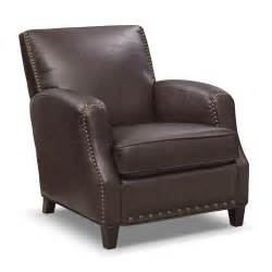 Leather Accent Chair Leather Accent Chair Value City Furniture
