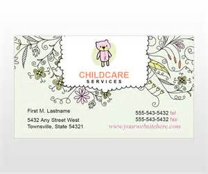 babysitting business cards free templates pin free printable babysitting business cards by on