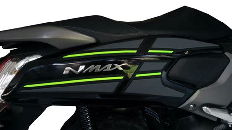 jual side body protector nmax aksesoris yamaha nmax