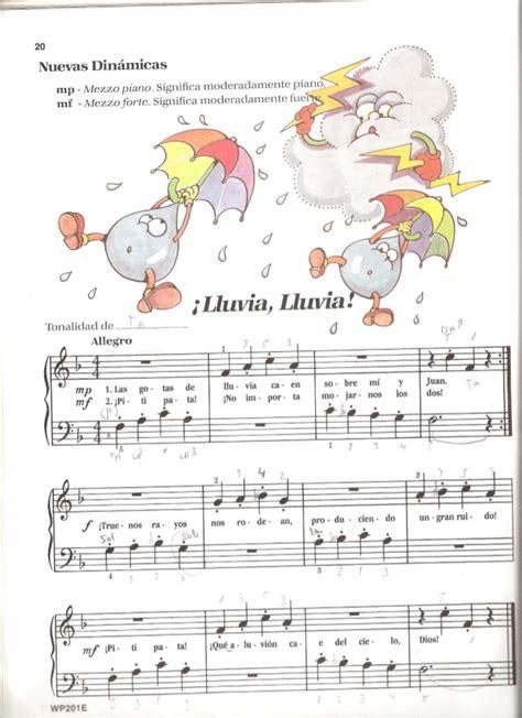 bastien metodo nivel b007c021g2 piano basico de bastien nivel 1