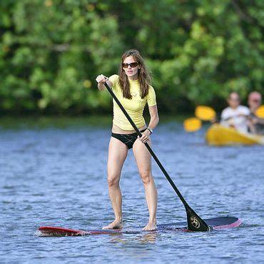 Garner Paddles A Surfboard by Garner Sup Stand Up Paddling