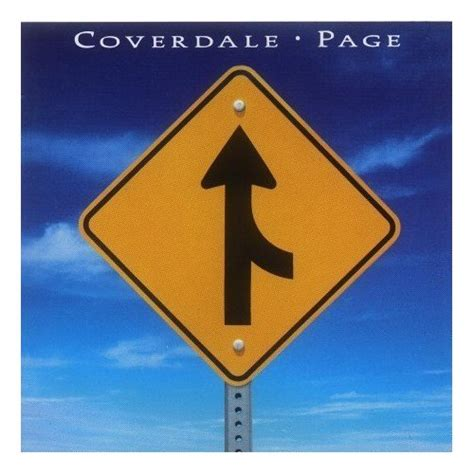 Cd Coverdale Page Album Coverdale Page coverdale page on vinyl record david coverdale and jimmy page collaborate on a great album