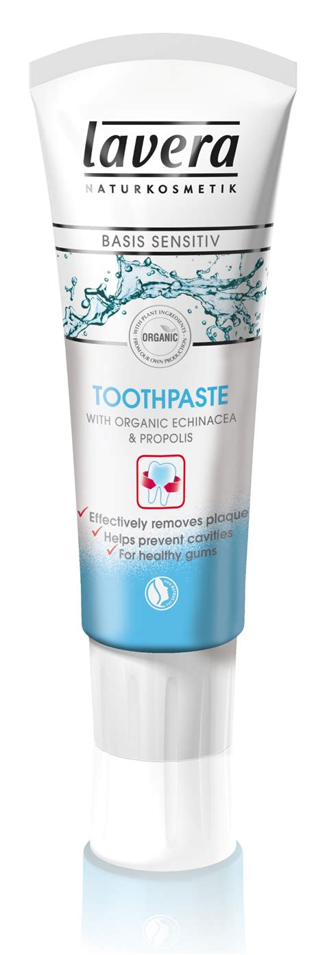Paste 75ml 2 5oz lavera organic toothpaste whitening