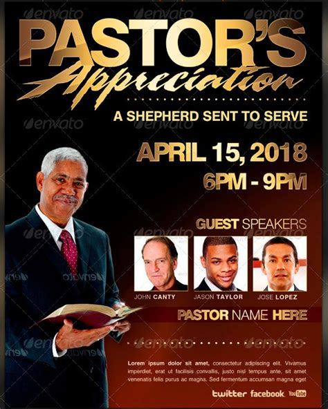 free clean and loved a pastor s year in sermons books pastor appreciation flyer templates inspiks market