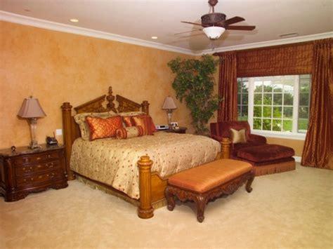warm colors for bedrooms ديكورات غرف نوم دافئة المرسال