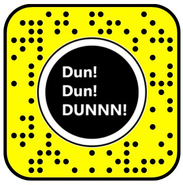 dun dun dun zoom in snapchat lens – the 11th second: #1