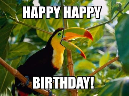 Happy Birthday Meme Creator - meme creator happy happy birthday meme generator at