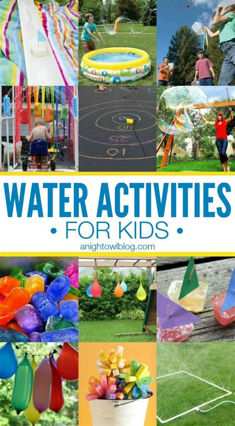 Top 7 Water Activities For Summer by 25 Water Activities For Keep Your Busy