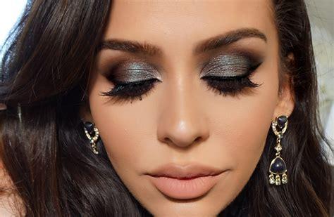 Makeup A blue green smoke dramatic fall makeup tutorial makeup