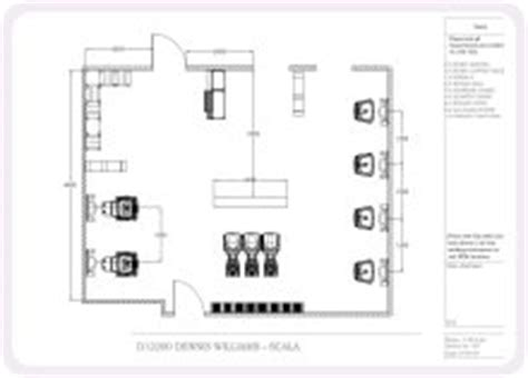 hair salon floor plans download dennis williams hair beauty salon planning and fitting