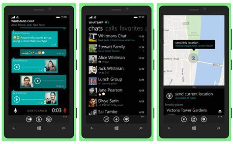 mobile whatapp whatsapp beta para windows 10 mobile ganha suporte 224