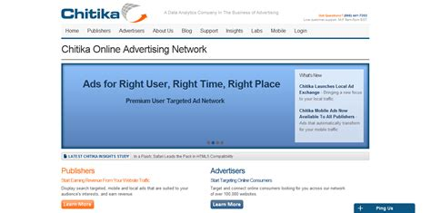 Make Money Online Using Chitika Ads - best 5 alternatives to google adsense mytechshout blogging technology how to s