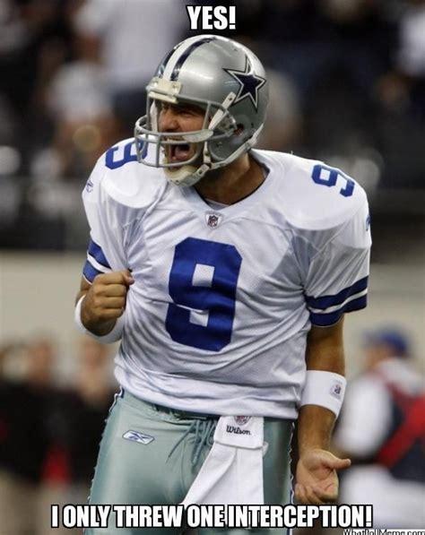Romo Interception Meme - 1000 images about football memes on pinterest