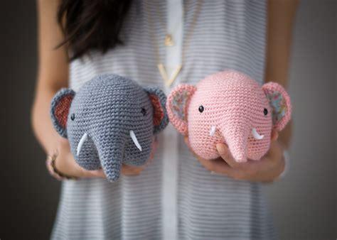 amigurumi elephant pattern elephant all about ami