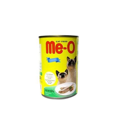 Cats Chicken In Prawn Jelly me o sardine in prawn jelly 400g cat food pet warehouse philippines