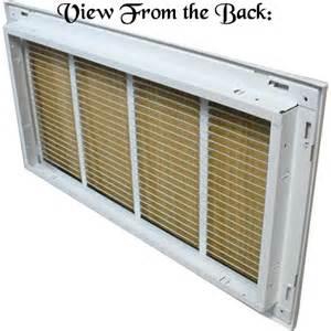 return air vent filter grille return air filter grille white vents