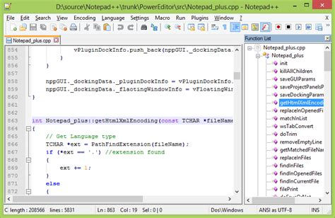 how tos source code directory programmableweb notepad for windows 7 complete source code editor