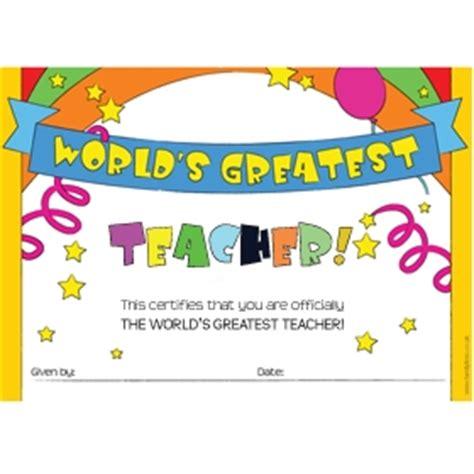 best teacher certifit best teacher certificate