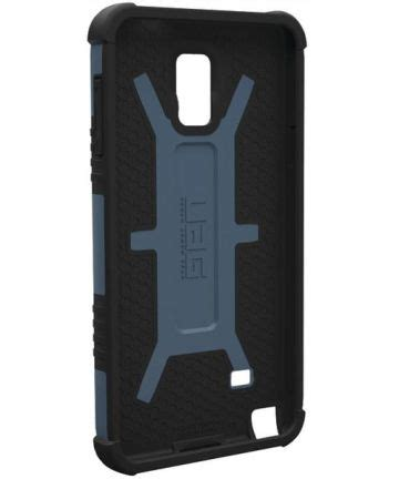 Galaxy Note 4 Uag Armor Gear Composite Screen Protector uag composite aero samsung galaxy note 4 blauw