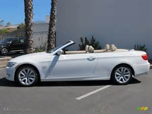 alpine white 2012 bmw 3 series 328i convertible exterior