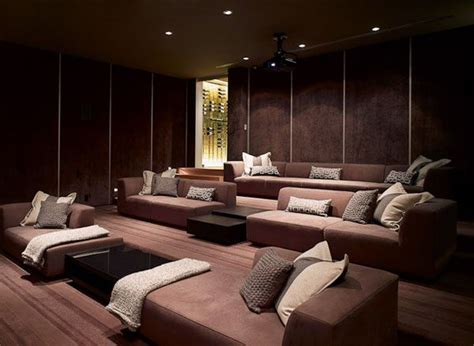 Home Theatre Design For Small Rooms