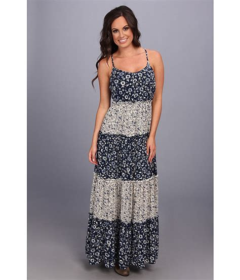 Tier Maxi Dress lucky brand tiered maxi dress 6pm