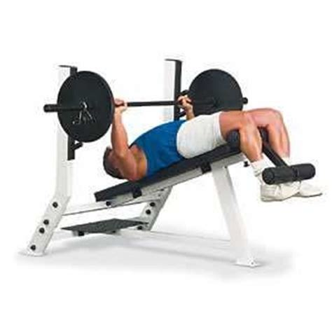 different types of bench press machines chest workout 4 decline bench press by munfitnessblog com