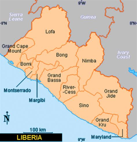 where is liberia located on the world map liberia on world map 28 images liberia maps where is
