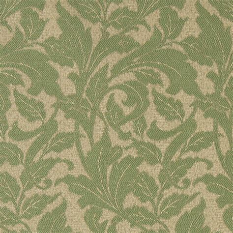 outdoor upholstery olive green leaves outdoor indoor marine upholstery fabric
