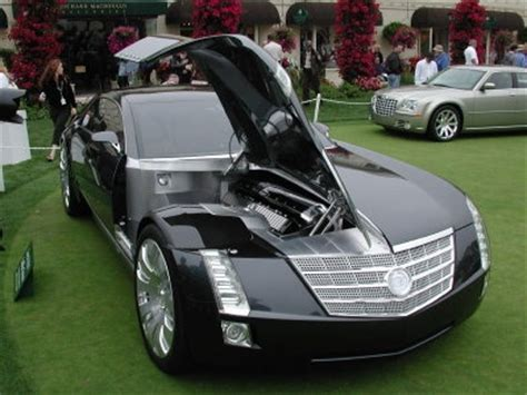 cadillac sixteen top gear new car concept designs future electric technology