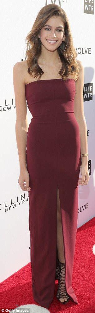Yolanda Set Maron attends the fashion los angeles awards daily mail