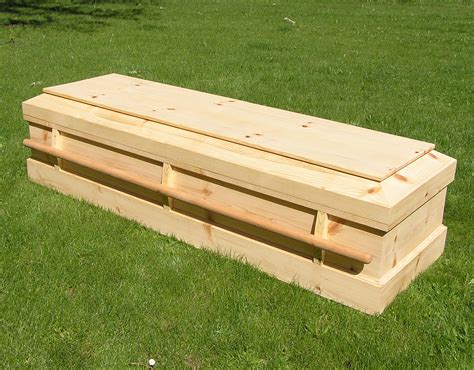 Wooden Coffin wooden casket earth friendly caskets cremation urns and