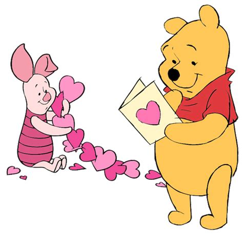 winnie the pooh valentines day disney s day clip disney clip galore
