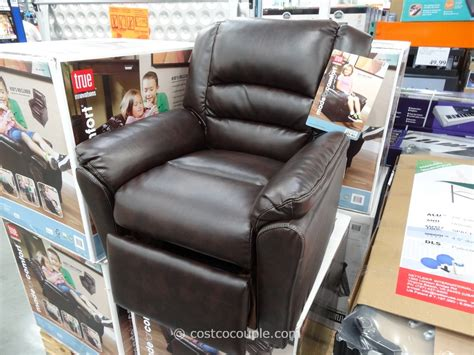 costco recliner chair true innovations kid s recliner