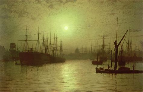 thames river heart of darkness file grimshaw nightfallthames jpg wikimedia commons