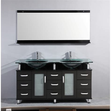 ideas for 60 inch bathroom vanity double sink � the homy