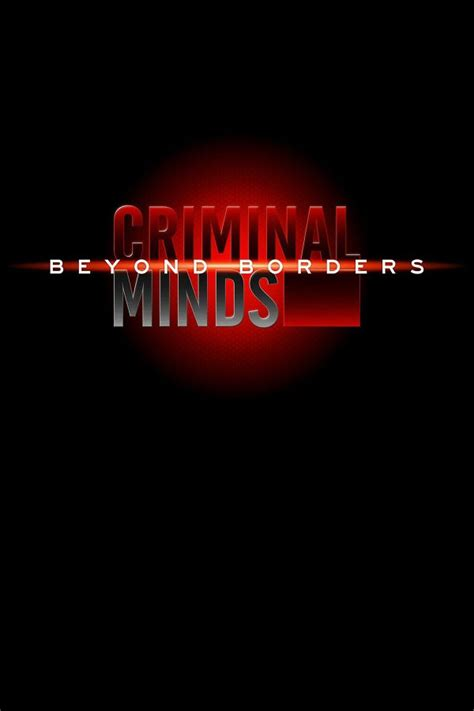 criminal minds couch tuner watch criminal minds beyond borders online couch tuner free