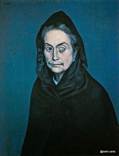 el periodo azul de picasso 1901 1904 el color de la el periodo azul de picasso 1901 1904 el color de la