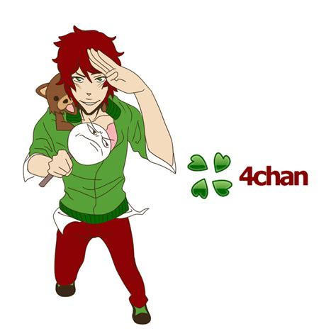 Drawing 4chan by 4chan By Redoluna On Deviantart