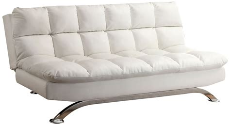 white convertible sofa white convertible sofa innovation living cubed deluxe