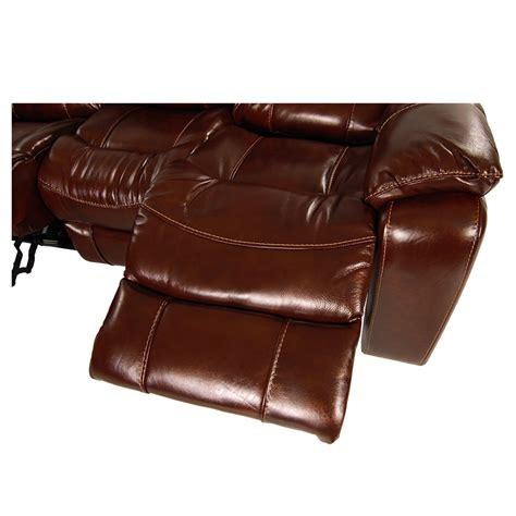 el dorado leather reclining hudson power motion leather recliner el dorado furniture