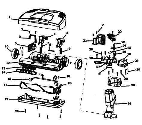 electrolux parts diagram electrolux vacuum wiring diagram electrolux central vacuum