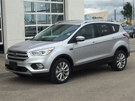 Ford Escape Titanium by New 2017 Ford Escape Titanium 4 Door Sport Utility In