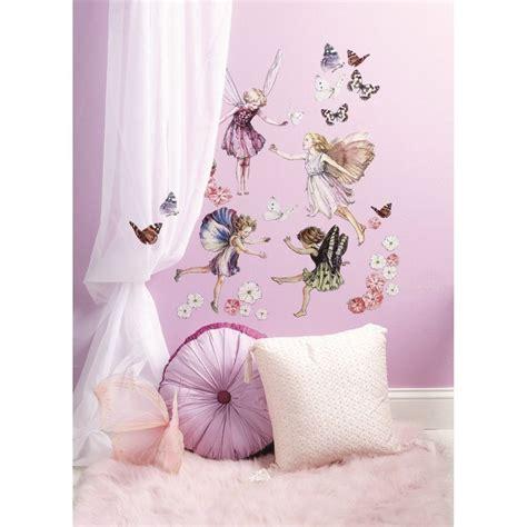 flower fairies wall stickers flower fairies wall stickers interiordesign